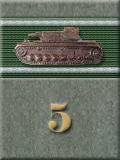 Tank Destruction Strip, Plain