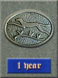 Long Service Award, 1 year