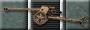 PaK Gunner Badge, Black