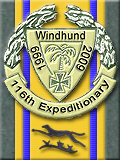 116th Expeditionary Shield