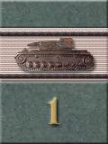 Tank Destruction Strip, Silver